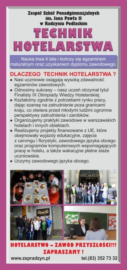 Technik-hotelarstwa